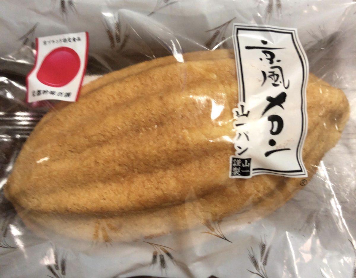 京風メロンパン