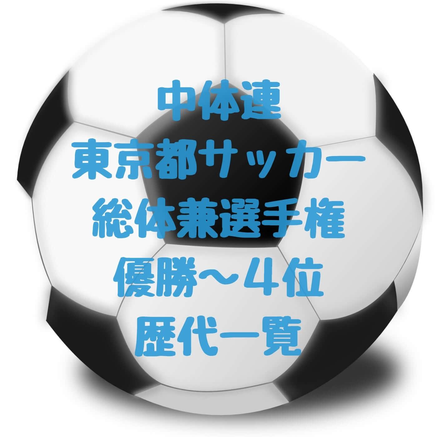 中体連東京総体サッカー