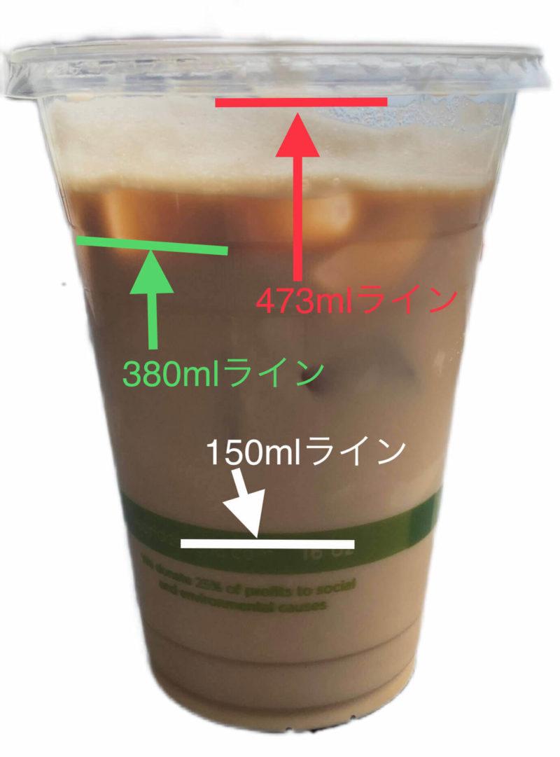コストココーヒーサイズ